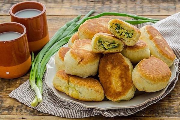 быстрые рецепты вкусных жареных пирожков