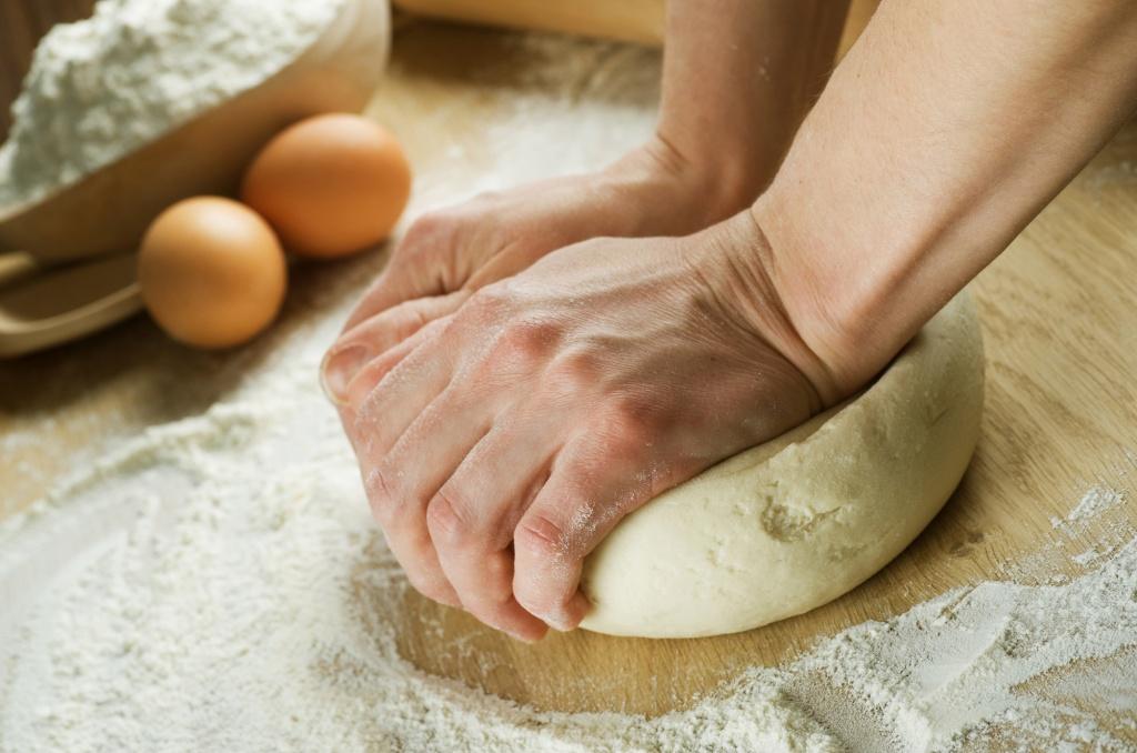 как приготовить тесто для булочек