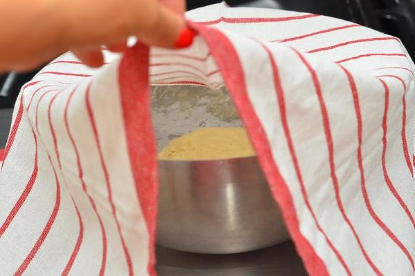 как быстро разморозить тесто дрожжевое из морозилки