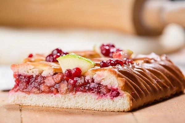начинки для пирога из дрожжевого теста рецепты